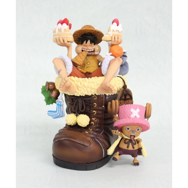 One Piece Log McCoy 01Web Limited Ver.