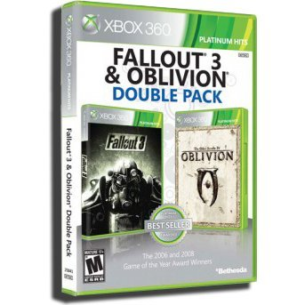 Fallout 3 & Oblivion Double Pack Platinum Hits