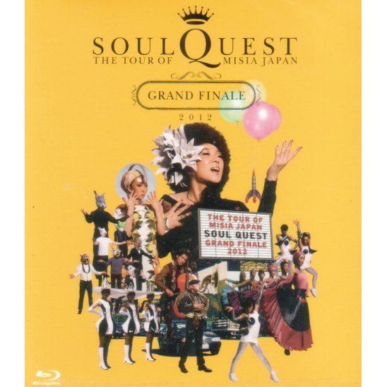 Tour Of Misia Japan Soul Quest / Grand Finale 2012 In Yokohama Arena