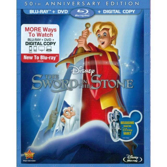 The Sword in the Stone [50th Anniversary Edition]