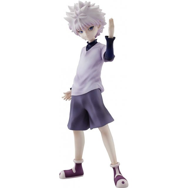 GEM Series Hunter X Hunter 1/8 Scale Pre-Painted PVC Figure: Killua
