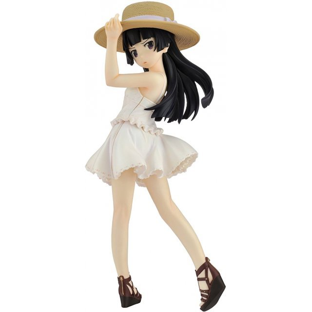 Ore No Imoto Ga Konna ni Kawaii Wake Non Scale Pre-Painted PVC Figure : Kuroneko White One-piece Ver.