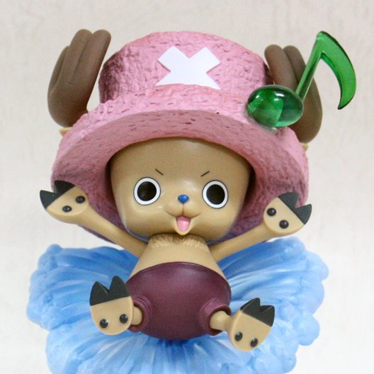 One Piece Chopper Premium Figure with Raboon