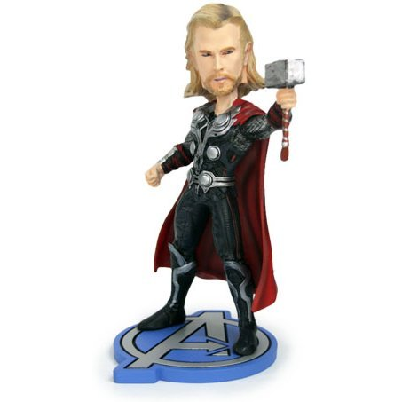 NECA Avengers Thor Head Knocker (Re-run)
