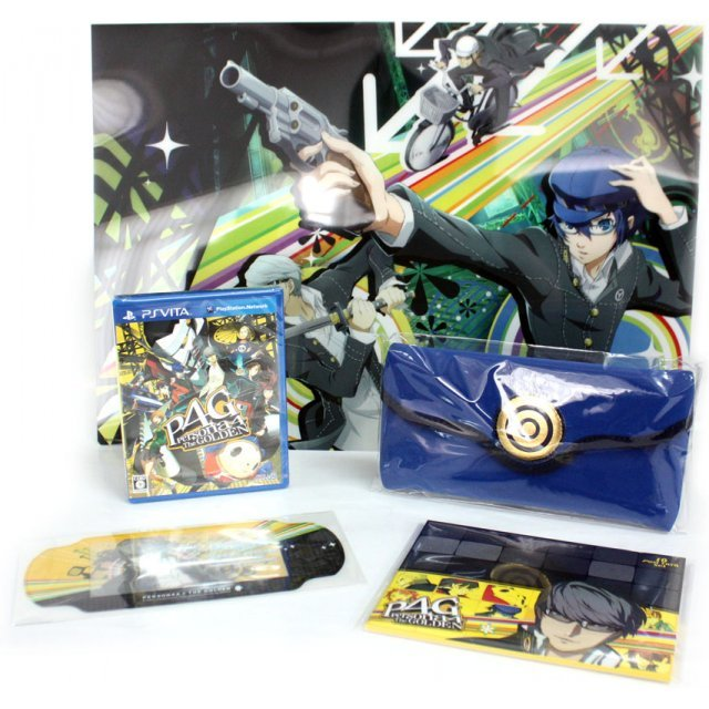 Persona 4: The Golden [Famitsu DX Pack]