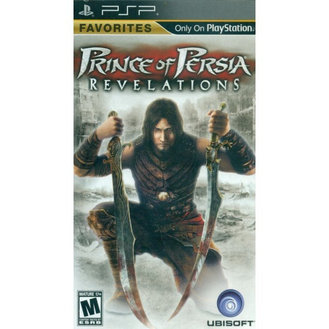 Prince of Persia: Revelations (Favorites)