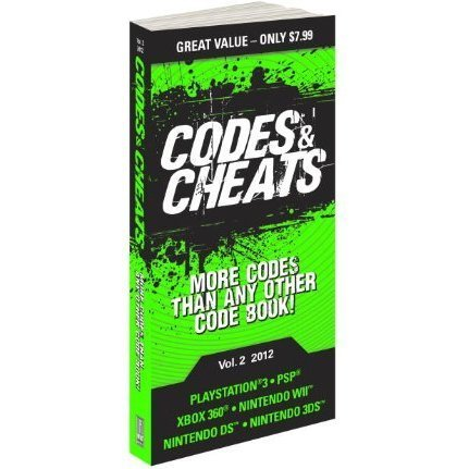 Codes & Cheats Vol. 2 2012: Prima Game Guide