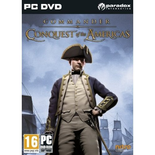 Commander Conquest of the Americas (DVD-ROM)