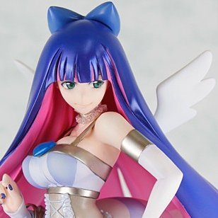 Panty & Stocking with Garterbelt 1/8 Scale Pre-Painted PVC Figure: Stocking