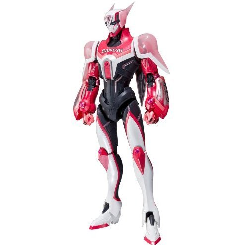 S.H.Figuarts Tiger and Bunny Non Scale Pre-Painted PVC Figure: Barnaby Brooks Jr.