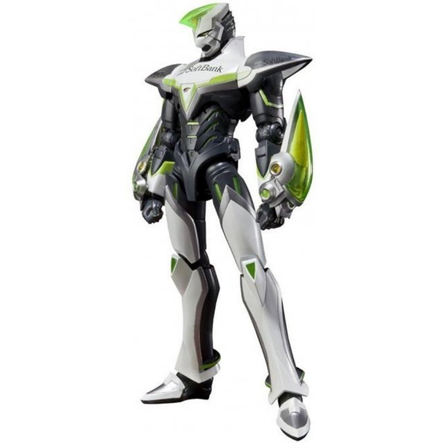 S.H.Figuarts Tiger and Bunny Non Scale Pre-Painted PVC Figure: Wild Tiger