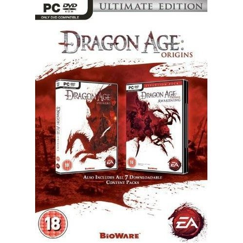 Dragon Age: Origins - Ultimate Edition (DVD-ROM)