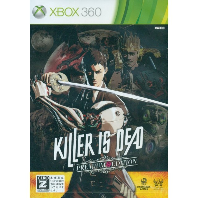 Killer is Dead (Premium Edition) (Japanese + English Version)