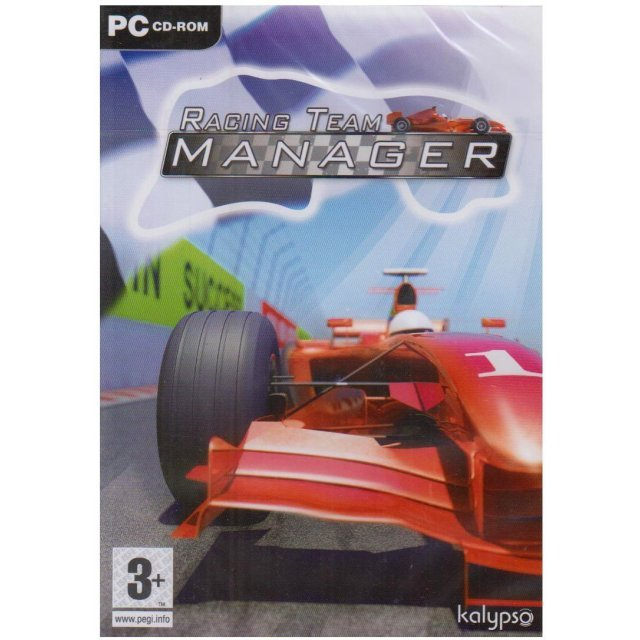 Racing Team Manager (DVD-ROM)