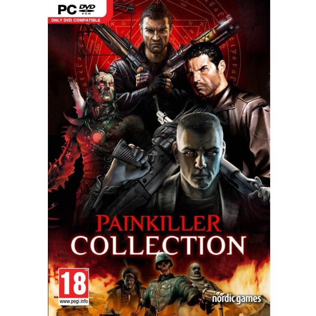 Painkiller: Complete Collection (DVD-ROM)