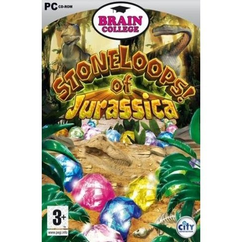 Brain College: Stone Loops! of Jurrasica