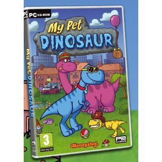 My Pet Dinosaur (DVD-ROM)