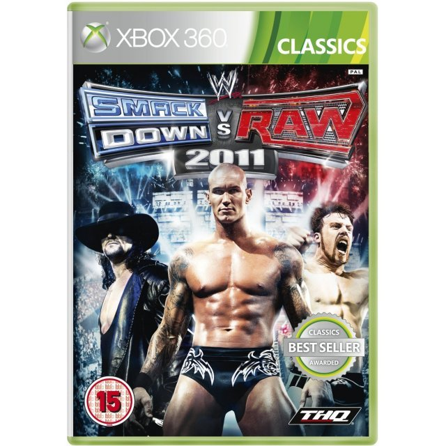 WWE SmackDown vs. Raw 2011 (Classics)