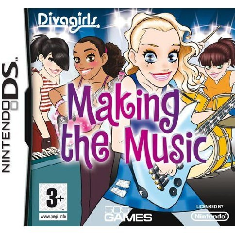 Diva Girls: Making the Music