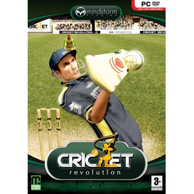 Cricket Revolution (DVD-ROM)
