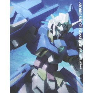 Mobile Suits Gundam Age Vol.5 [Deluxe Version Limited Edition]