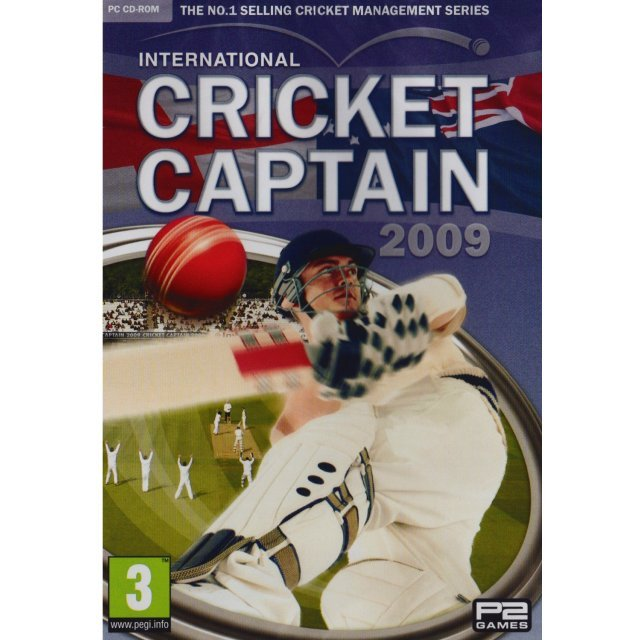 International Cricket Captain 2009 (DVD-ROM)
