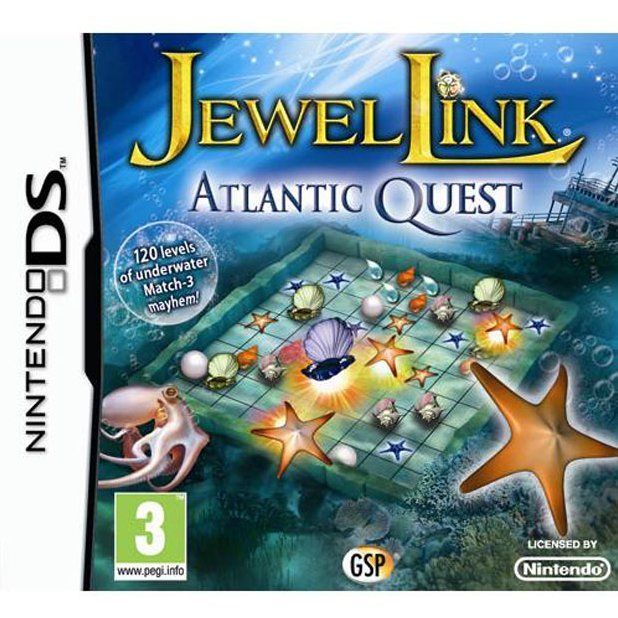 Jewel Link: Atlantic Quest