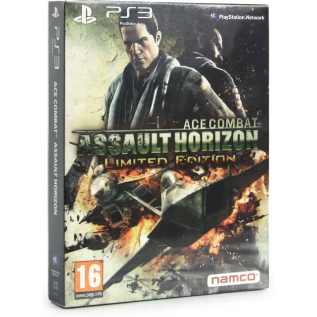 Ace Combat: Assault Horizon (Limited Edition)