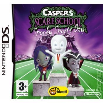 Casper's Scare School: Spooky Sports Day