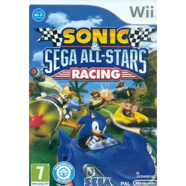 Sonic & Sega All-Stars Racing