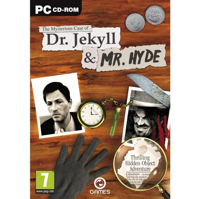 The Mysterious case of Dr Jekyll and Mr Hyde (DVD-ROM)