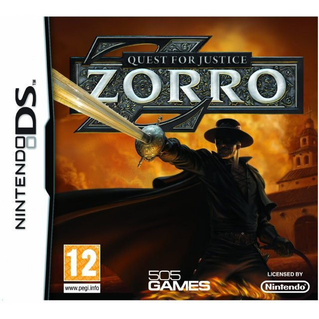Zorro: Quest for Justice