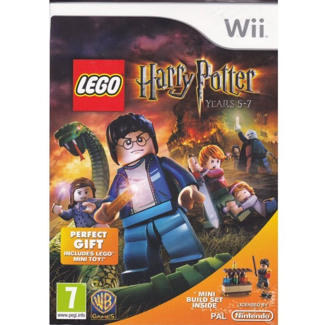 Lego Harry Potter: Years 5-7 (Special Edition: Includes Lego Mini Toy)