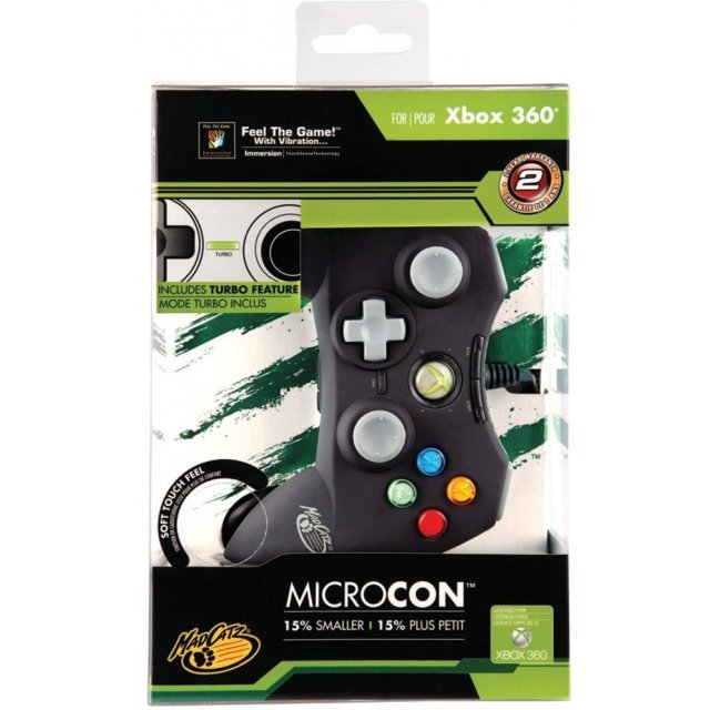 Microcon Wired Controller (Black)