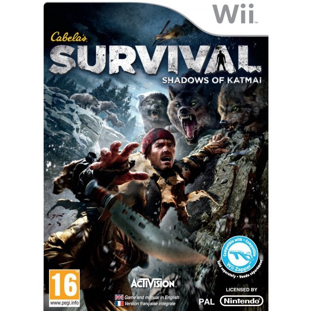 Cabela's Survival: Shadows of Katmai