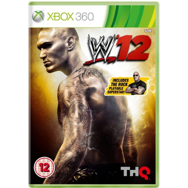 WWE '12 (Limited Edition)