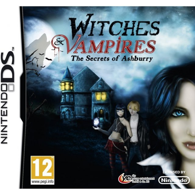 Witches & Vampires: Secrets of Ashburry