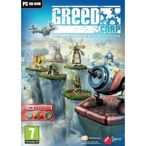 Greed Corp (DVD-ROM)