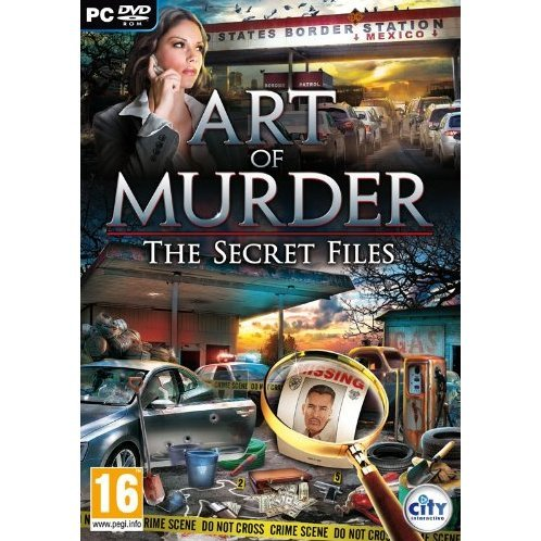 Art of Murder: The Secret Files (DVD-ROM)
