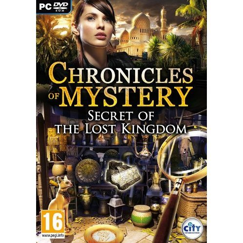 Chronicles of Mystery: Secret of the Lost Kingdom (DVD-ROM)