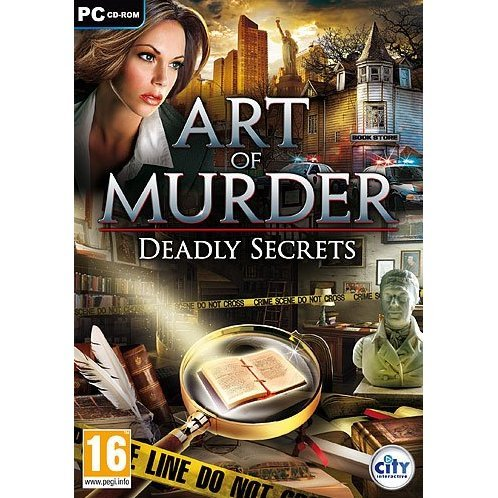 Art of Murder Deady Secrets