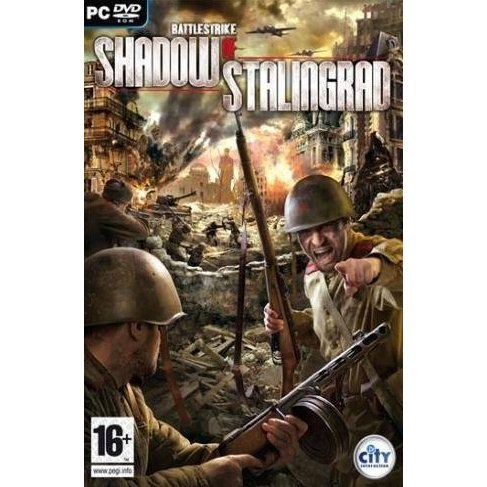 Battlestrike: Shadow Of Stalingrad (DVD-ROM)