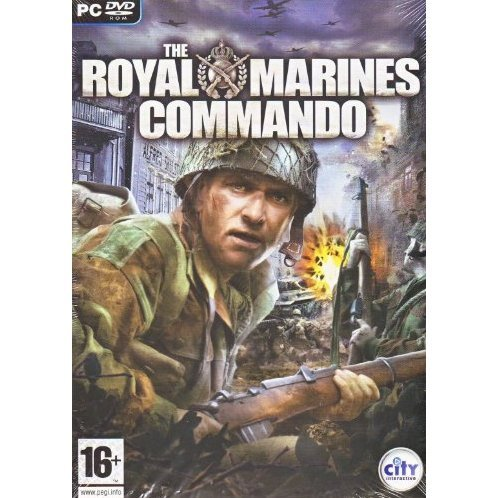 The Royal Marines Commando (DVD-ROM)