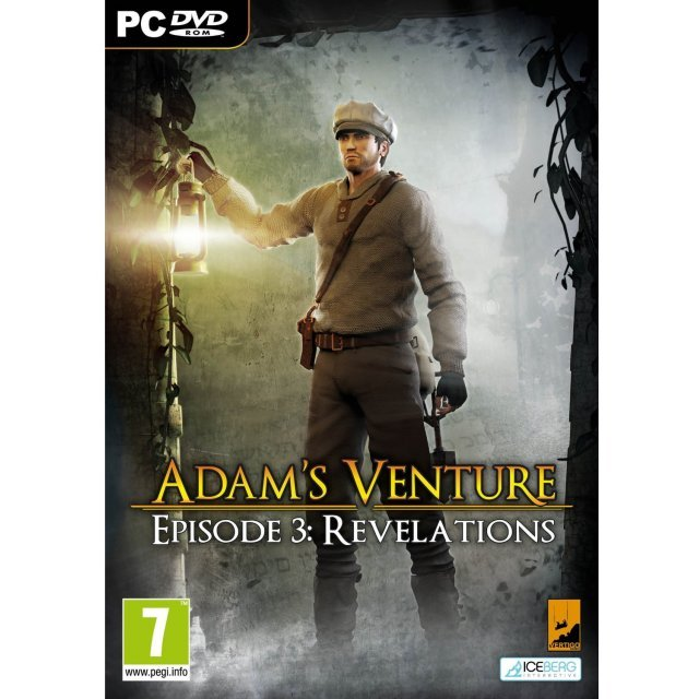 Adam's Venture Episode 3: Revelations (DVD-ROM)