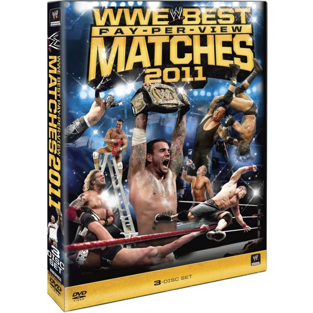 WWE: Best Pay-Per-View Matches of 2011