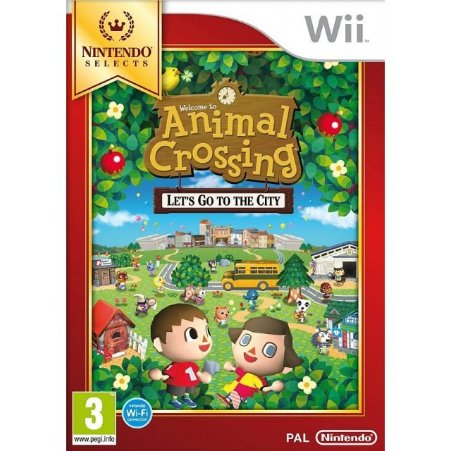 Animal Crossing: Let's Go To The City (Nintendo Selects)