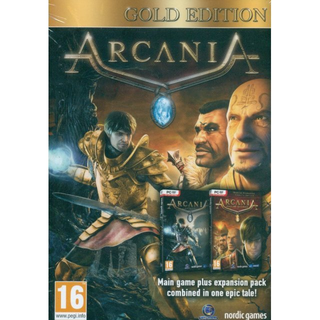Arcania Gold Edition (DVD-ROM)