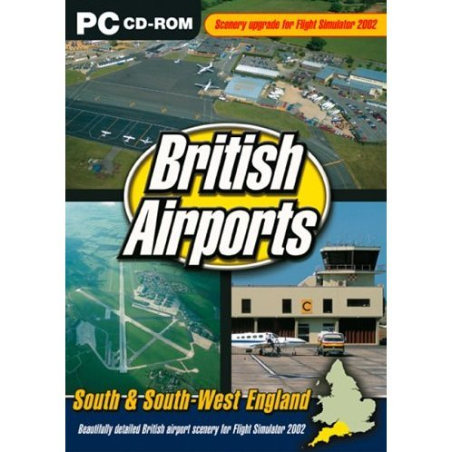 British Airports South & South-West England Volume 3