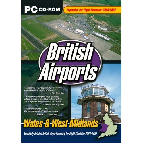 British Airports Volume 5: Wales & West Midlands