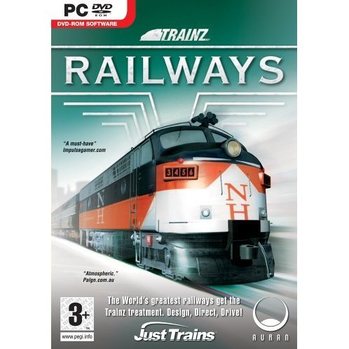 Trainz Railways (DVD-ROM)
